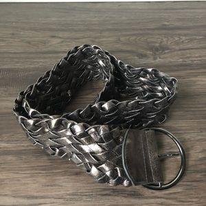 Accessories - Women's Silver Belt